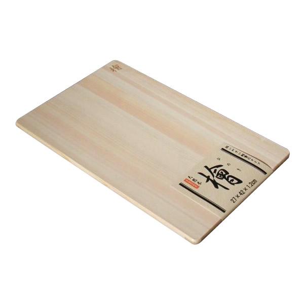 星野工業 日光桧まな板(軽量タイプ) 27cm NH12-2742