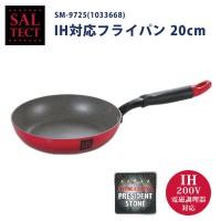 SALTECT(ソルテクト) IH対応 フライパン 20cm SM-9725(1033668)