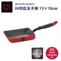 SALTECT(ソルテクト) IH対応 玉子焼 13×18cm SM-9729(1033672)