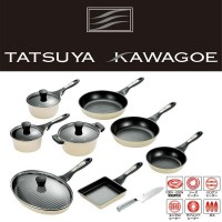 タツヤ・カワゴエ キッチンツール9点セット TKC-5000S