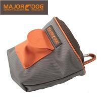 MAJOR DOGメジャードッグ 携帯バッグ Belt Bag plain-coloured