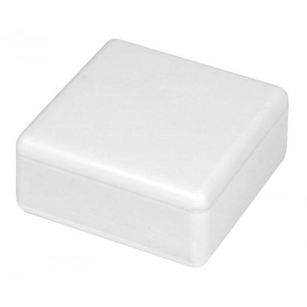 パール金属 BIGおにぎらずCube Boxホワイト C-458