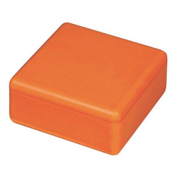 パール金属 BIGおにぎらずCube Boxオレンジ C-460