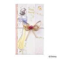 Disneyディズニー デザイン金封 白雪姫2 5枚セット キ-D309