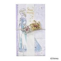 Disneyディズニー デザイン金封 エルサ 5枚セット キ-D311