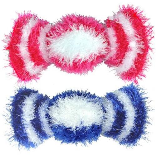 ペット用品 トルコ製犬用歯みがきおもちゃ オーマ・ロー メガキャンディ ピンク