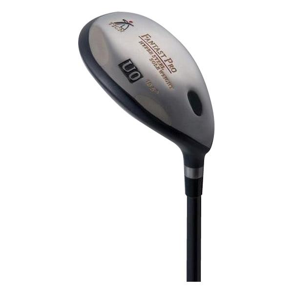 ファンタストプロ TICNユーティリティー 0番 UT-00 短尺 カーボンシャフト ゴルフクラブ シャフト硬度R