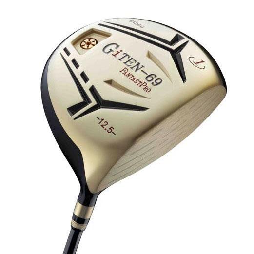 ファンタストプロ GiTEN-69 ドライバー ゴルフクラブ シャフト硬度R