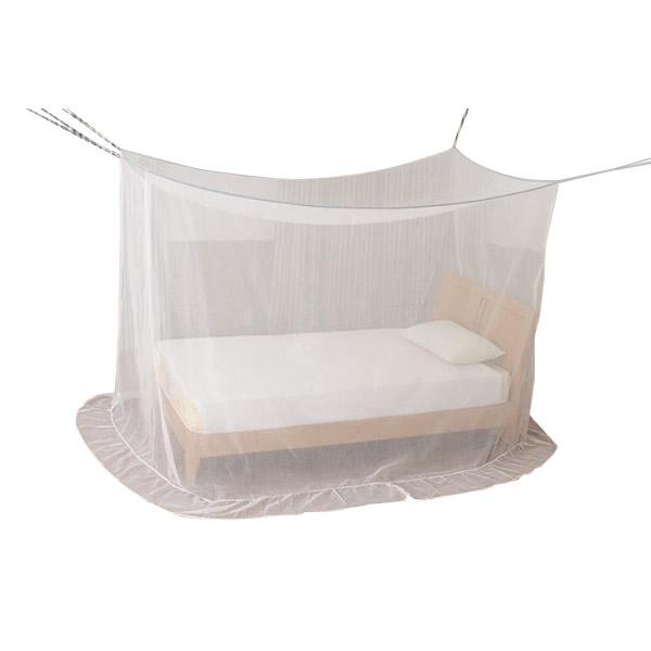 新越前蚊帳 ダブルベッド用(洋式2人用、和室1人用) EKBD-01