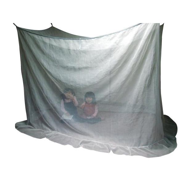 新越前蚊帳 和式2人用 EKW2-01