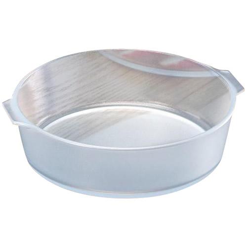 セラベイク(セラミックコーティング耐熱ガラス) ラウンドディッシュS 1500ml K-9429