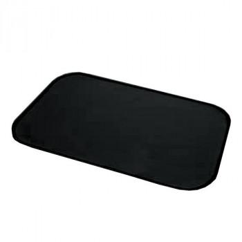 ペット用品 ディスメルdeニット やわらかマルチカバー(防水加工・消臭カバー) 200×150cm ブラック OK208