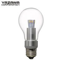 YAZAWA(ヤザワコーポレーション) 一般電球形LED電球 調光対応 電球色 LDA5LGD