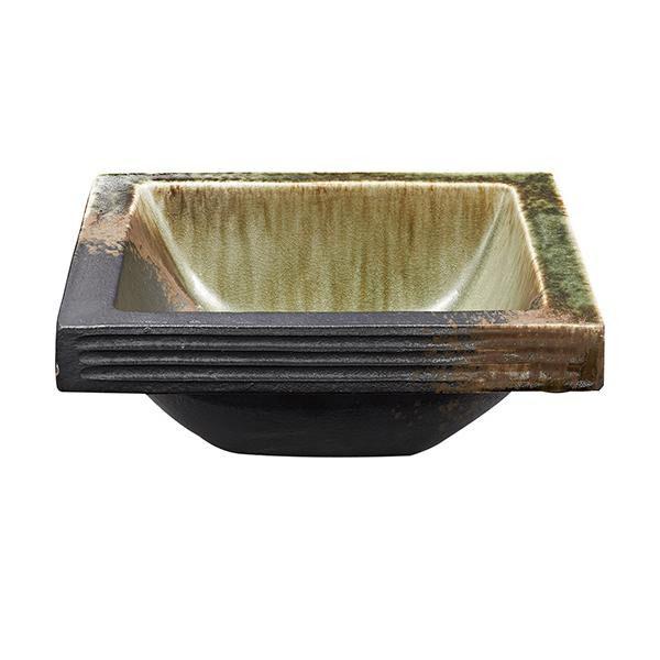 三栄水栓 SANEI 利楽 RIRAKU 手洗器 翠緑 SUIRYOKU HW20231-023