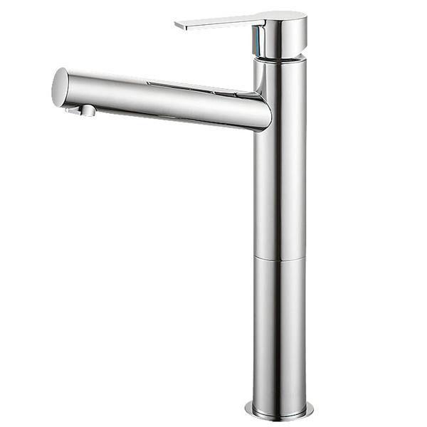 三栄水栓 SANEI column BASIN シングルワンホール洗面混合栓 寒冷地仕様 K4750NK-2T-13