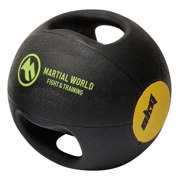 メディシンボール ダブルグリップタイプ 6kg MB6