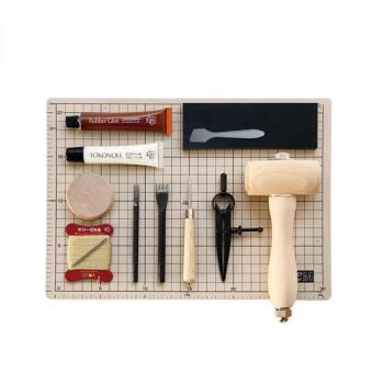 誠和(SEIWA/セイワ) レザークラフト 革手縫い工具 12点セット スタンダード 33255089