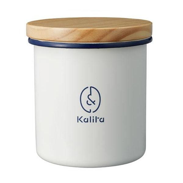 Kalita(カリタ) &カリタ キャニスター ホーロー丸型 44251