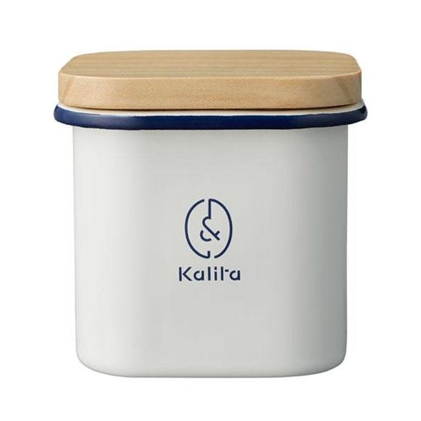 Kalita(カリタ) &カリタ キャニスター ホーロー角型 44252