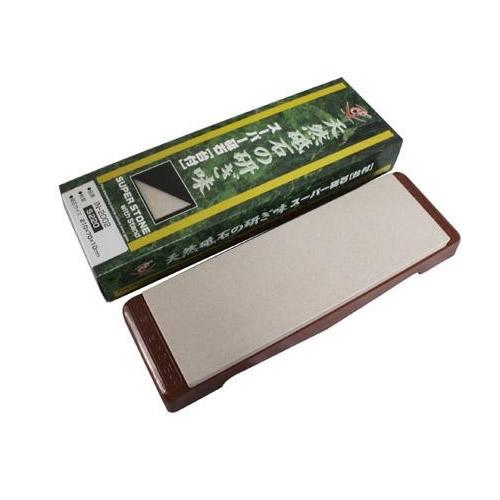 ナニワ研磨 日本製 スーパー砥石(ニューセラミックス) 台付 粒度:S220 IN-2002
