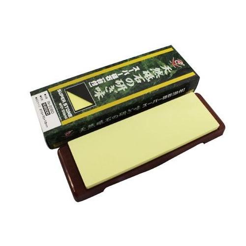 ナニワ研磨 日本製 スーパー砥石(ニューセラミックス) 台付 粒度:S8000 IN-2080
