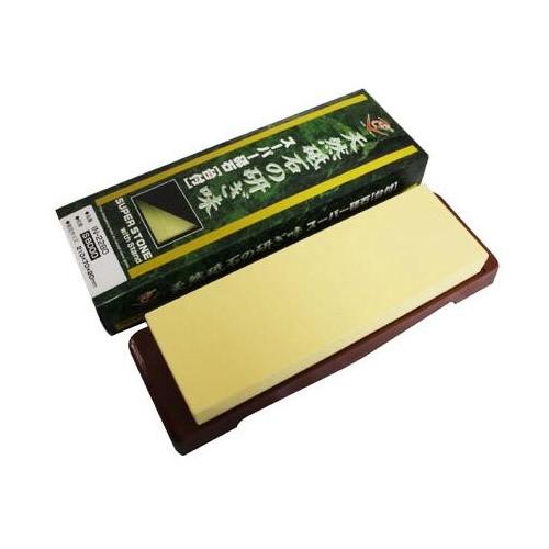 ナニワ研磨 日本製 スーパー砥石(ニューセラミックス) 台付 粒度:S8000 IN-2280