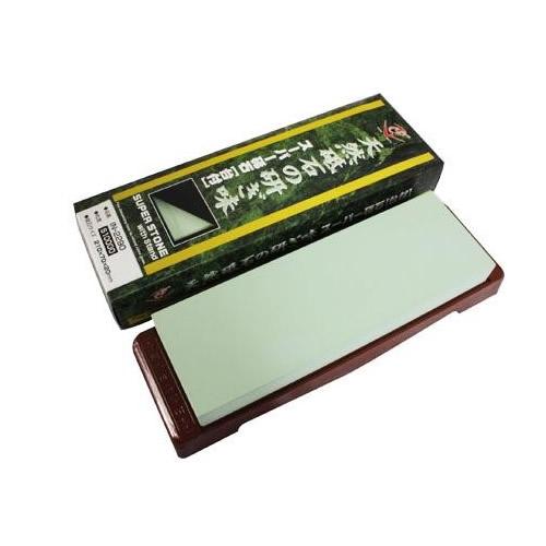 ナニワ研磨 日本製 スーパー砥石(ニューセラミックス) 台付 粒度:S10000 IN-2290