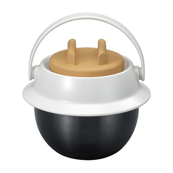 保温調理器 おかゆ釜 0.78L KL-800