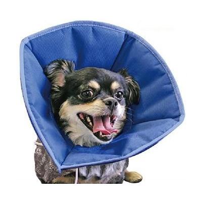 FANTASY WORLD 犬・猫用ラクラクペットカラー Vet's Soft Collar(ベッツソフトカラー) Sサイズ(頭回り:約31.5cm) VS-2