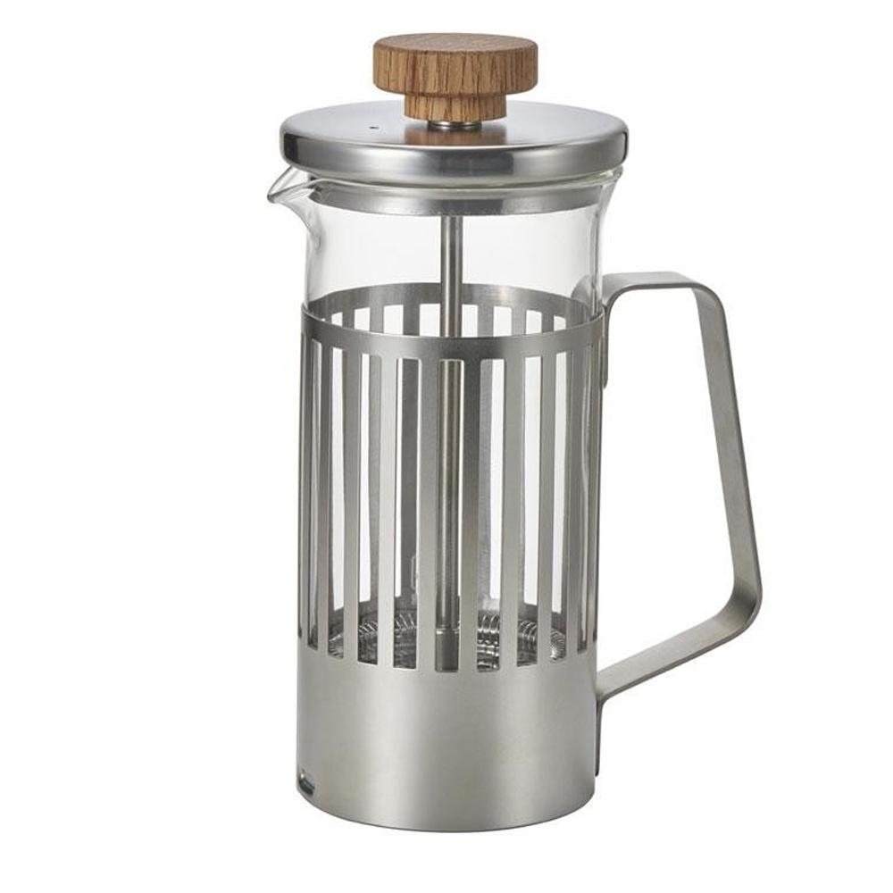 HARIO(ハリオ) 日本製 HariorTrebi(ハリオールトレビ) ティー&コーヒーメーカー 実用容量300ml(約2杯分) THT-2MSV 105645