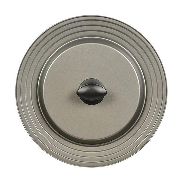 パール金属 オイルマスター シリコーン加工段付パンカバー22〜28cm用 HB-596