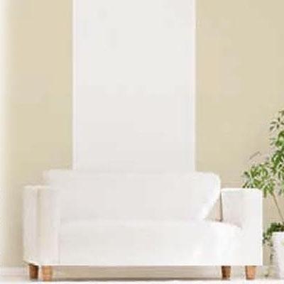 のり残りなし!アクセント壁紙 白無地 幅45×高さ250cm ホワイト(W) WAW-300S