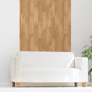 のり残りなし!アクセント壁紙 幅92×高さ250cm 木目 WAP-502 BR・ブラウン