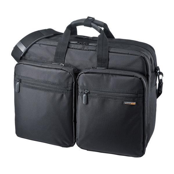 3WAYビジネスバッグ(出張用・大型) ブラック BAG-3WAY19BK