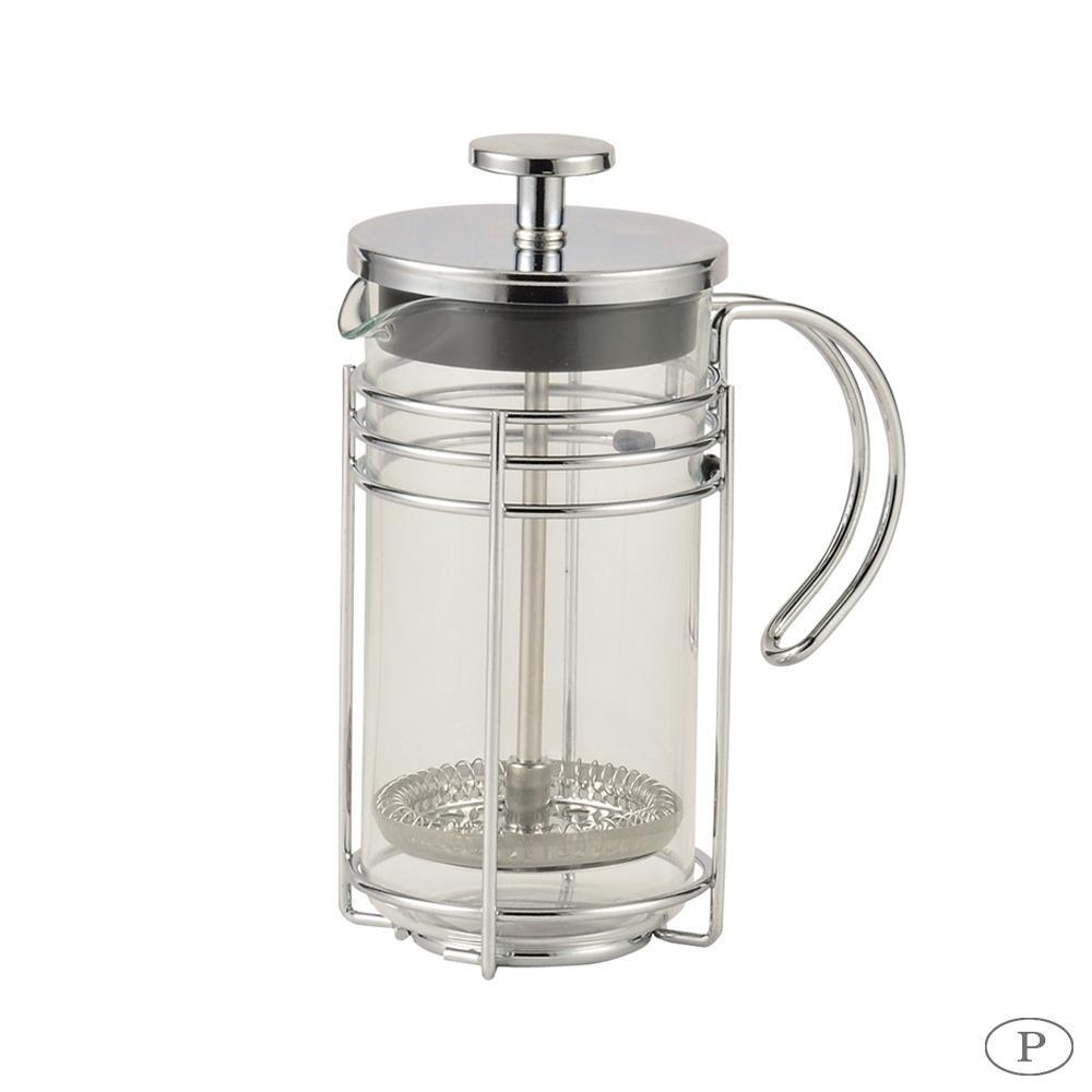 パール金属 ブレイクタイム コーヒー・ティープレス350mL HB-3020