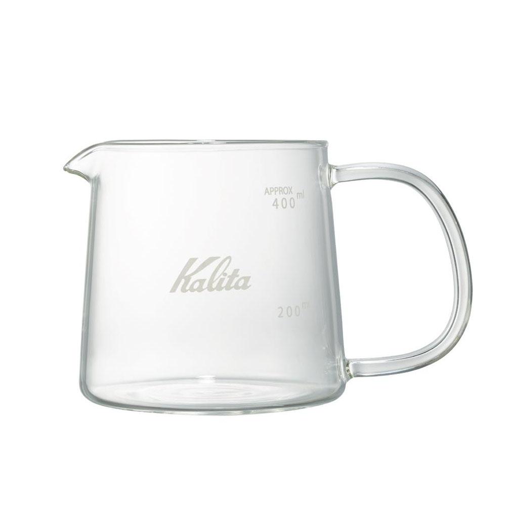 Kalita(カリタ) 耐熱ガラスサーバー Jug400 31276