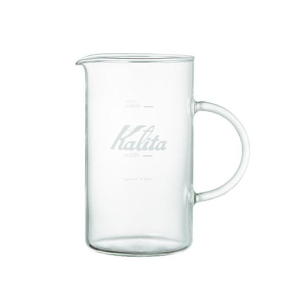 Kalita(カリタ) 耐熱ガラスサーバー Jug500 31268