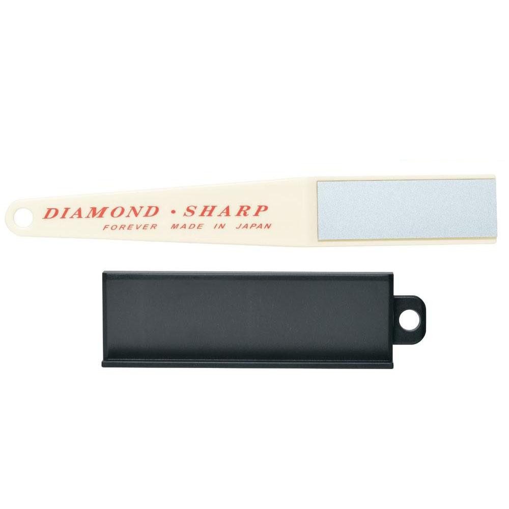 フォーエバー デカダイヤモンドシャープナー(研台付き) D-3