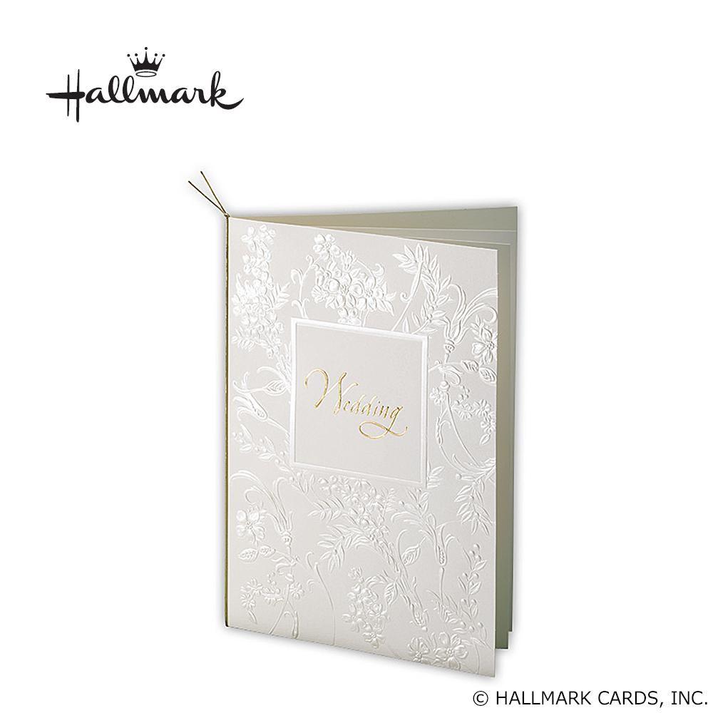 Hallmark ホールマーク ウエディングコレクション アラベスク 席次表セット 10名様用 EWD-486-723