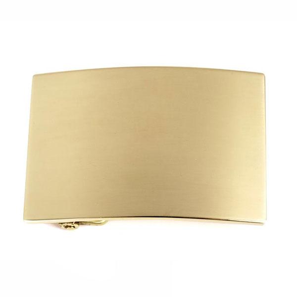 クラフト社 真鍮バックル 4cm巾 鏡面仕上げ 31299-00