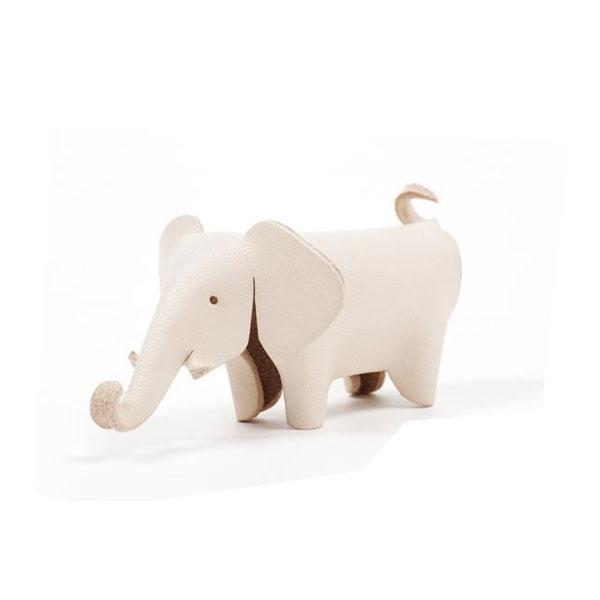 クラフト社 道具がいらない 革でつくる動物 ゾウ 4393  2個セット