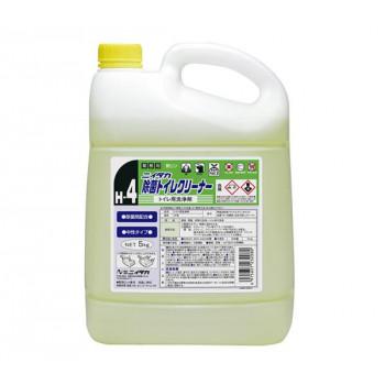 業務用 トイレ用洗浄剤 ニイタカ除菌トイレクリーナー(H-4) 5kg×3本 233130