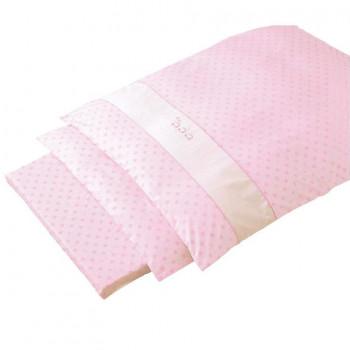 京都西川 ローズベビー寝具 敷きふとん用シーツ ワンタッチシーツ CBA 9771880 ピンク