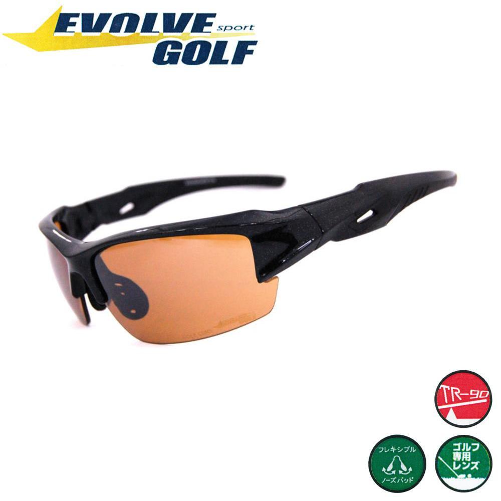 EVOLVE GOLF イヴァルブゴルフ ファッションレンズ ゴルフ専用レンズ使用 MTB EVS-504G