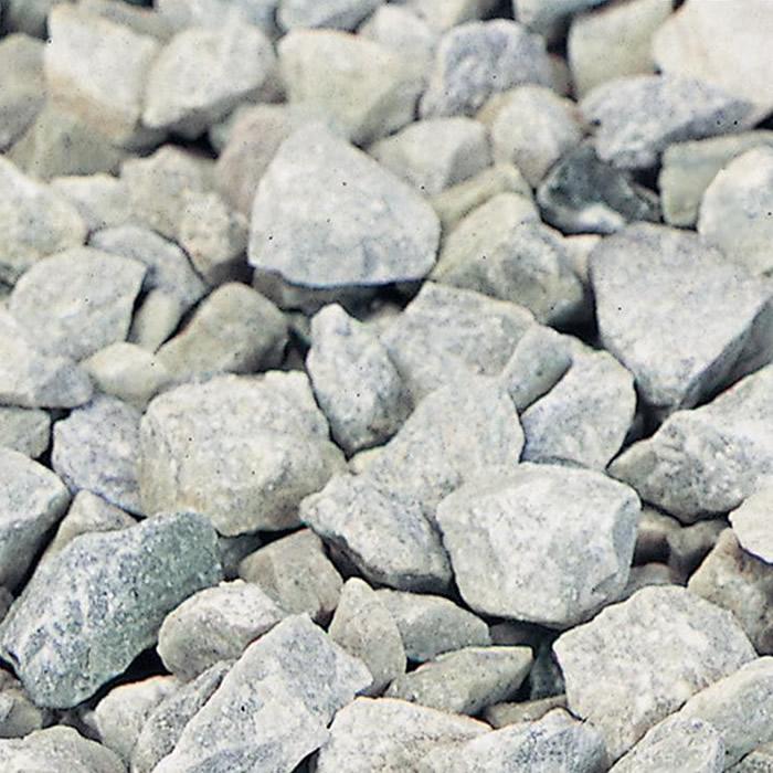 久保田セメント工業 アベニューストーン(天然石 洋風砂利) 10kg ヴェルデ 36207008