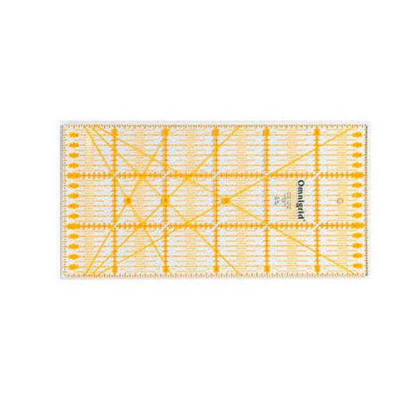クロバー オムニグリッド定規 15×30cm 57-622