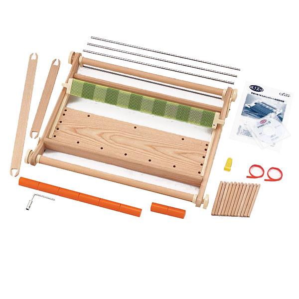クロバー 手織り機「咲きおり」 60cm(40羽セット) 57-952