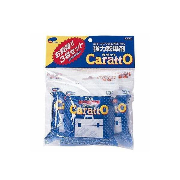 ETSUMI エツミ 強力乾燥剤 カラット 12個(4個入×3袋)×2セット E-5084