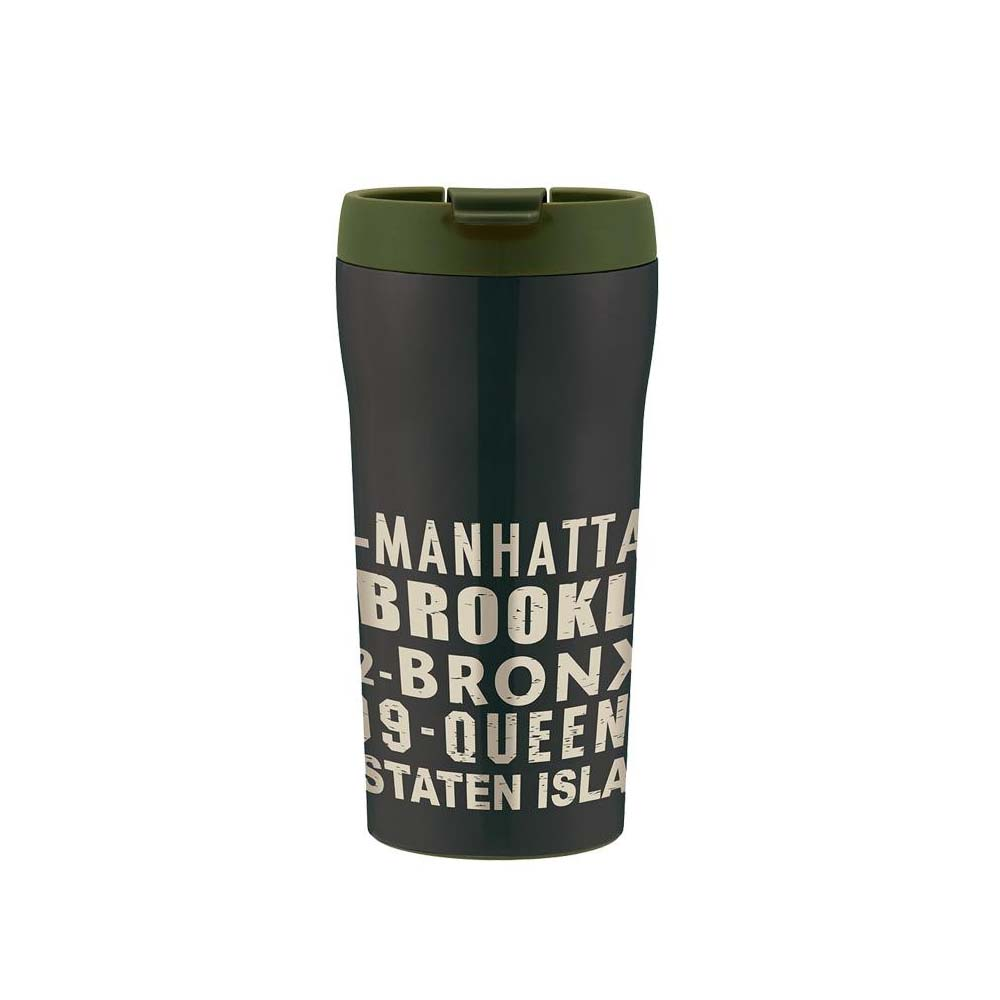 pos.367410 超軽量・コンパクトコンビニコーヒーマグボトル ブルックリン SMV4