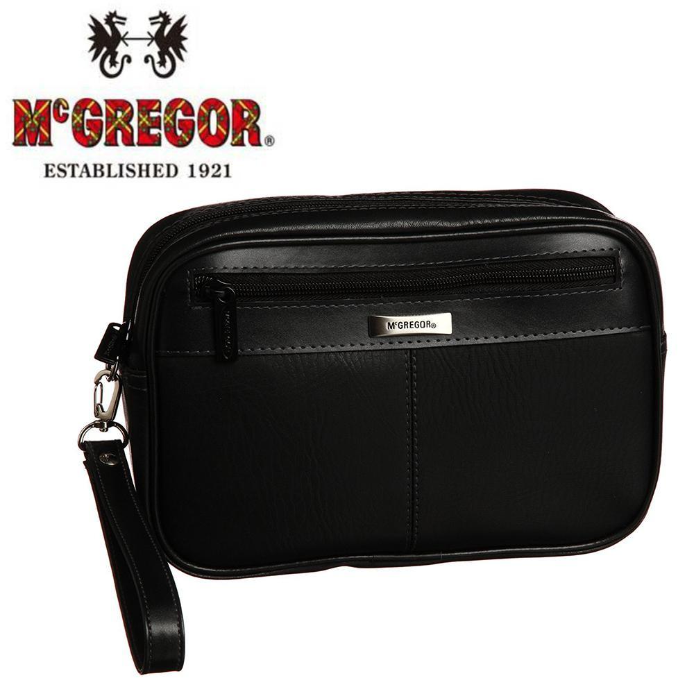 McGREGOR(マックレガー) ビジネス用 ポーチ ブラック 21855